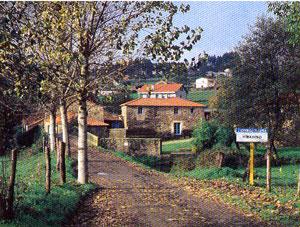 El Camino De Santiago Poblaciones A Coru 241 A Ribadiso
